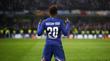 'Winger must leave for Hudson-Odoi to play'