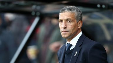 'Fringe players out to impress Hughton'
