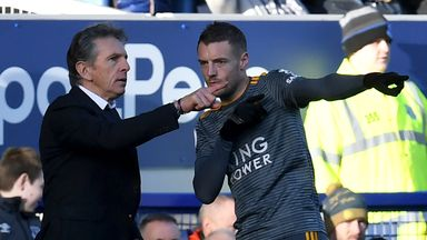 Puel: No Vardy problems