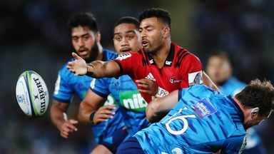 Blues 22-24 Crusaders