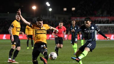 Flynn proud of Newport display