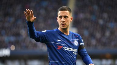 Hasselbaink: Hazard needs to say