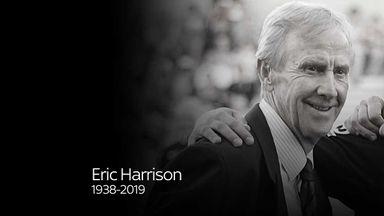 Former Man Utd coach Harrison dies