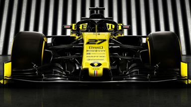 Renault pull off 2019 wraps