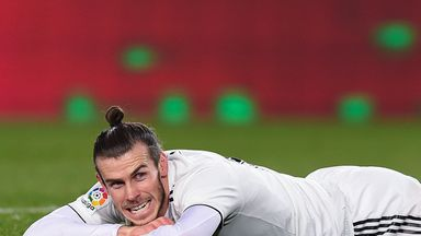'Bale will not leave on loan'