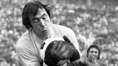 Gordon Banks remembered