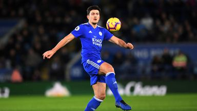 'Leicester hold power in Maguire deal'