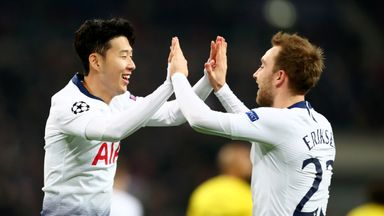 Son: Spurs must be careful in Dortmund