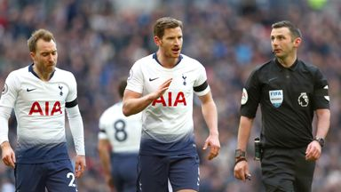 Vertonghen: We can beat anyone