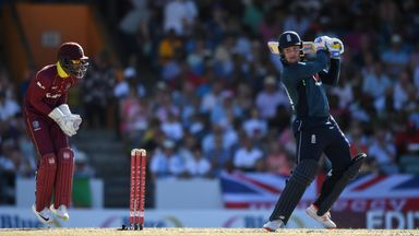 Windies vs England: 1st ODI highlights