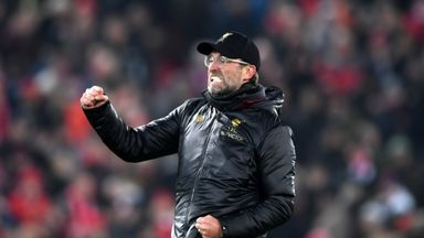 Klopp only focused on Bayern