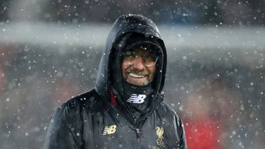 Klopp on disguises and meeting 007