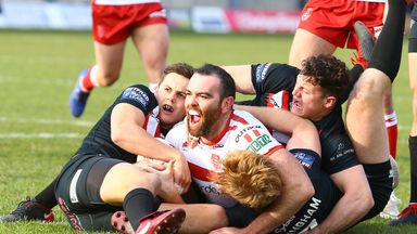 Hull KR 22-12 London