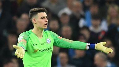 Sarri: Kepa situation good for Chelsea
