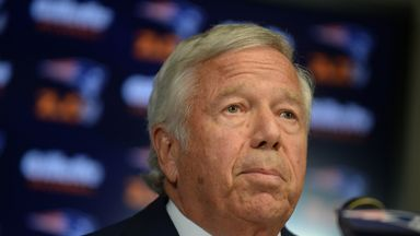NFL commissioner delays Kraft decision