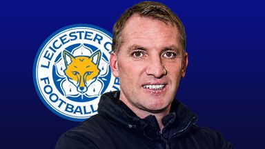 Rodgers named new Leicester boss