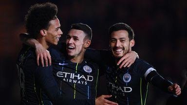 Barton backs Foden to succeed Silva