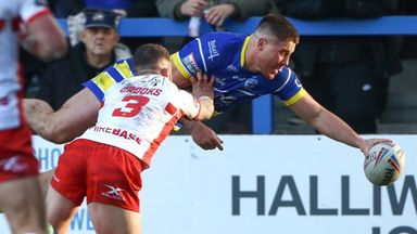 Warrington 28-14 Hull KR