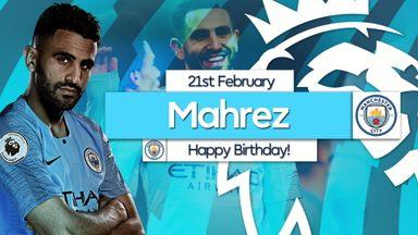 Birthday Boy - Riyad Mahrez