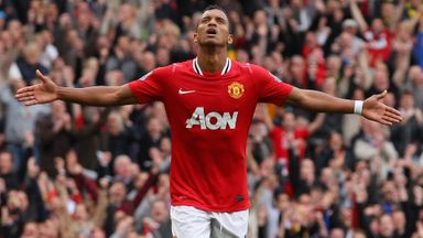 Nani's best Man Utd goals