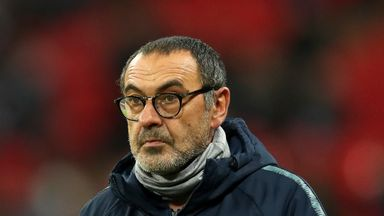 Sarri: My style can still work