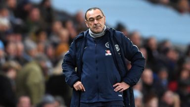 Sarri: My system isn't the problem