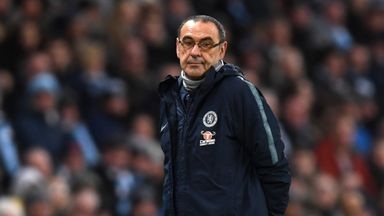 Sarri: We needed win for confidence
