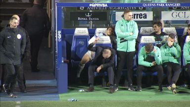 McClaren takes frustrations out on bottle