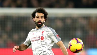 Racial slurs directed at Salah