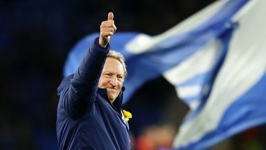 Warnock: I won't walk out on Cardiff