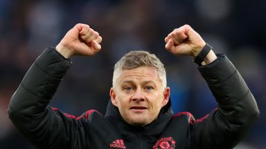 Bruce backs Ole for full-time role