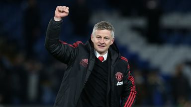 'Solskjaer has been perfection'