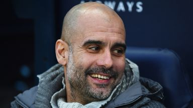 Pep wants Bayern to beat Liverpool