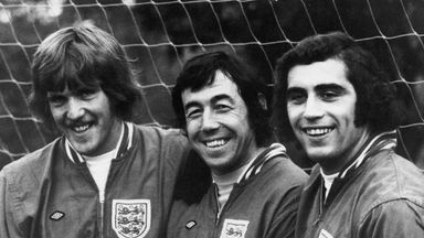 Shilton: Banks was my hero