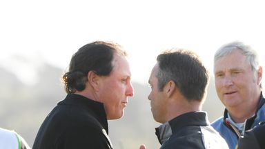 Mickelson praises Casey decision