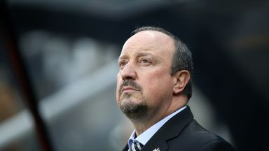 Benitez: Newcastle can emulate Napoli