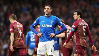 Rangers 0-0 St Johnstone
