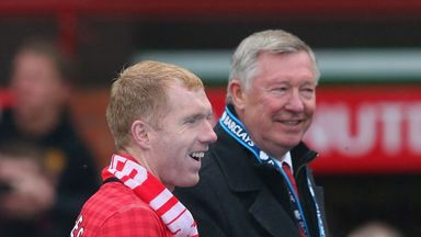 Scholes ready for Fergie advice call