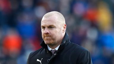 Dyche: Performance is key
