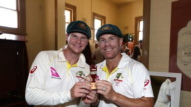 Root unsure on Smith, Warner reception