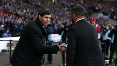 McInnes, Gerrard react to draw