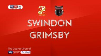 Swindon 1-1 Grimsby