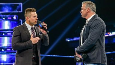 McMiz to face Usos at Fastlane