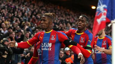 Crystal Palace 1-1 West Ham