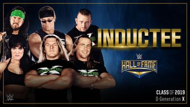 DX to enter 2019 Hall of Fame