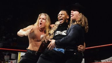 Top 5 D-Generation X moments