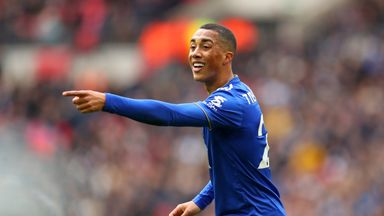 Tielemans enjoying life under Rodgers