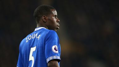 Zouma sees red after full time