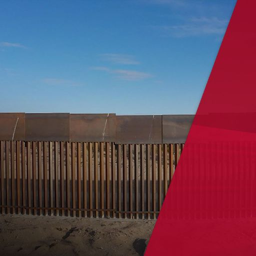 Sky Views: Donald Trump's wall, and the myths that sustain it