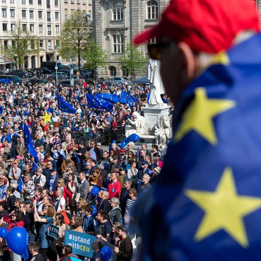 How Brexit is changing the way Europe views the UK